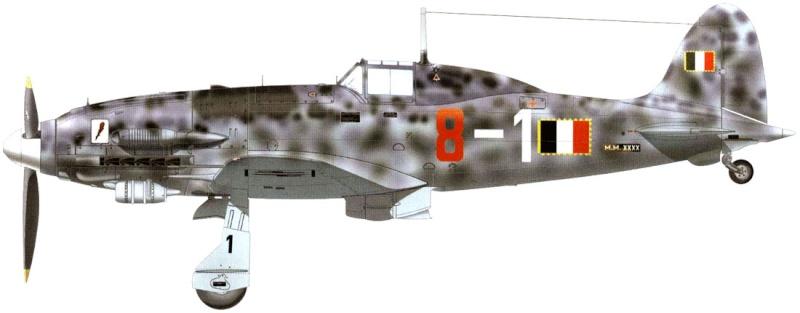 FIAT G.50 B. Airfix  Macchi10