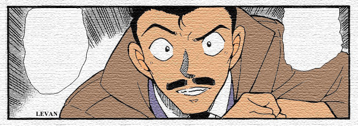 Le tour de magie de Kid l'insaisissable ! Kogoro10