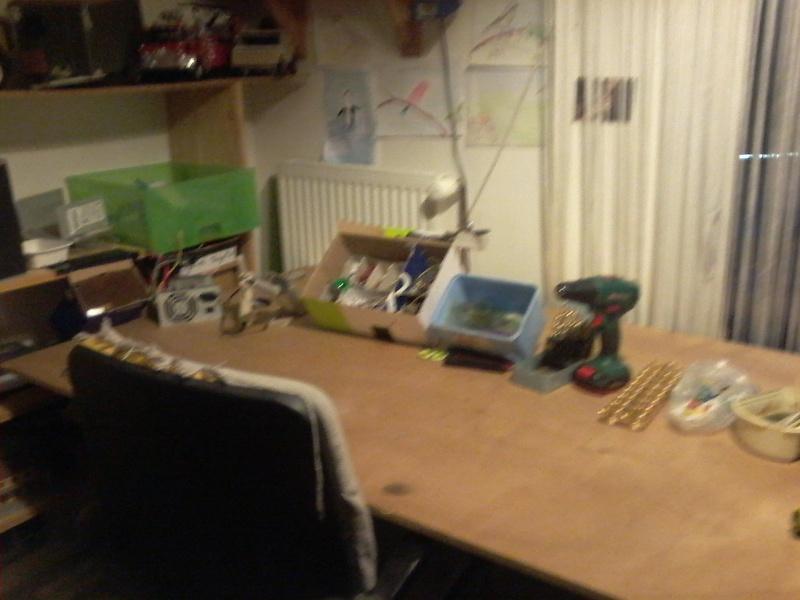 Ma chambre devient un atelier !!! :)  Photo-16