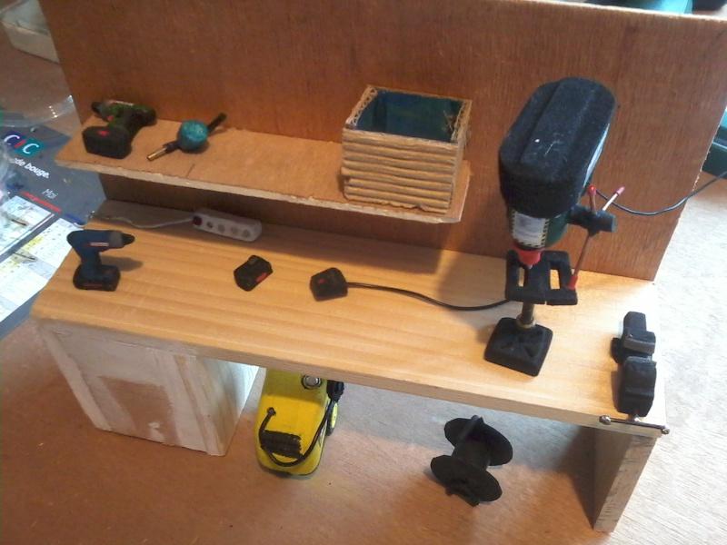 Garage scale au 1/10ème - Page 3 Photo-54