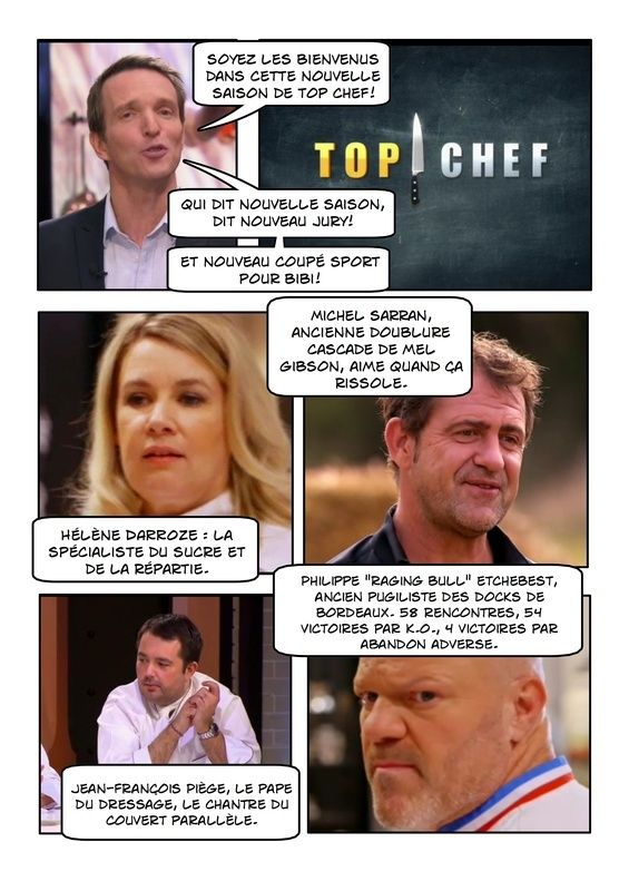 Cuisine - Emission - TOP CHEF 2015 (saison 6) Page_110