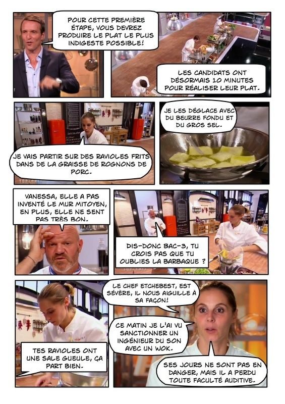 Cuisine - Emission - TOP CHEF 2015 (saison 6) Page_211