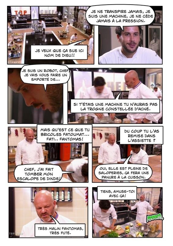 Cuisine - Emission - TOP CHEF 2015 (saison 6) Page_310