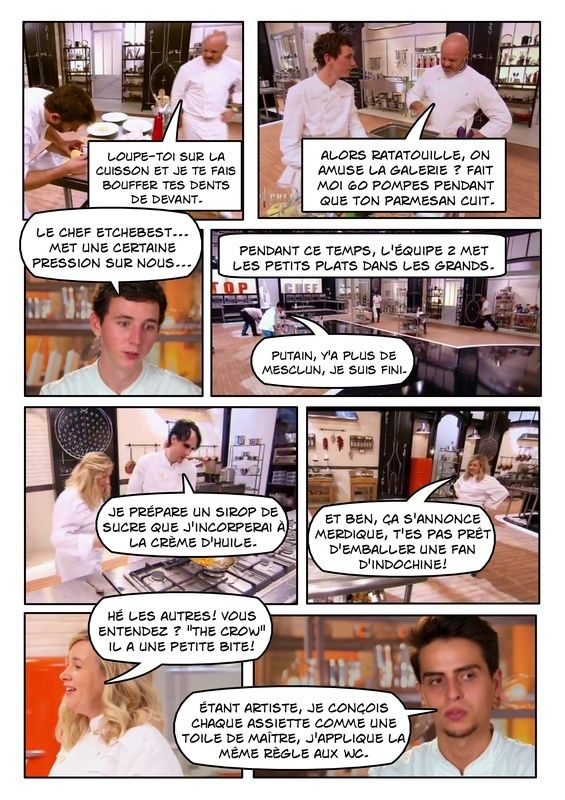 Cuisine - Emission - TOP CHEF 2015 (saison 6) Page_410