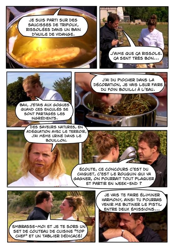 Cuisine - Emission - TOP CHEF 2015 (saison 6) Page_610