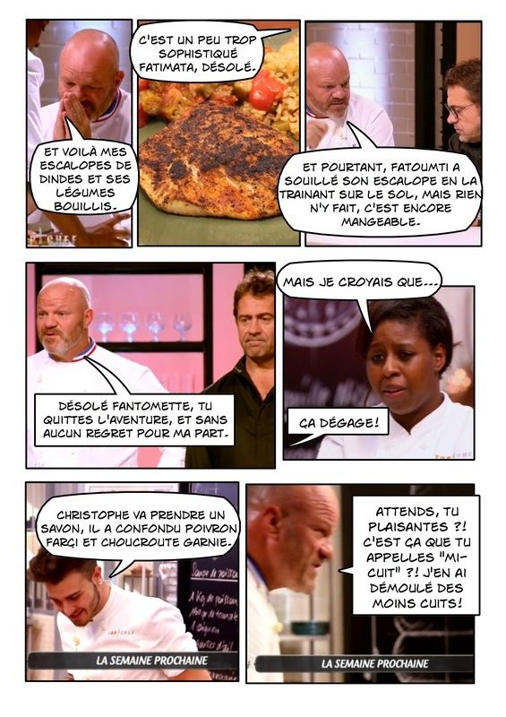 Cuisine - Emission - TOP CHEF 2015 (saison 6) Page_810