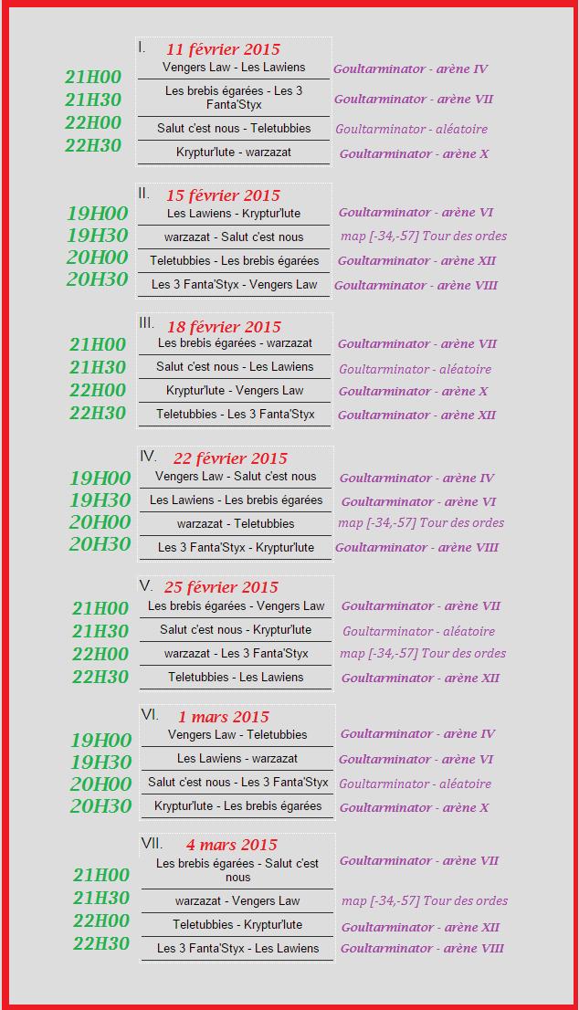 Event : La ligue d'Hécate Calend10