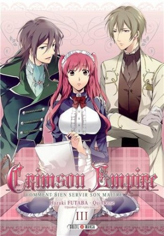 [Josei] Crimson Empire Crimso11