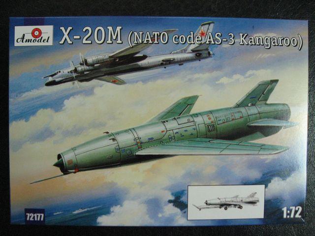 Missile AS 3 kangaroo..... 7217710