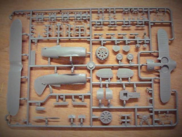 Polikarpov I-153.... & KFZ-2 Dsc01610