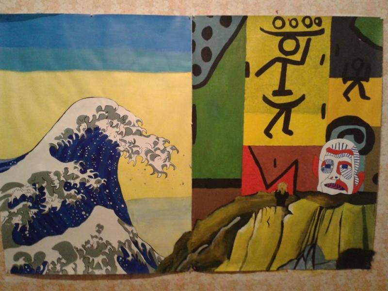 Exposition de Dessins - Rozi 10171810