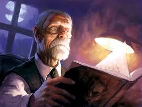 ARMITAGE; Dr. Henry (bibliotecario universidad Mistkatonic) Henry_13