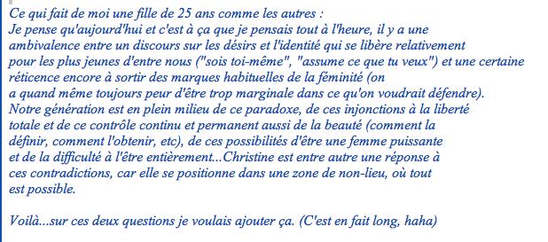 CHRISTINE & THE QUEENS - Queen of Pop. - Page 4 Captur11