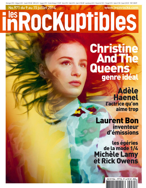 CHRISTINE & THE QUEENS - Queen of Pop. - Page 4 Tumblr54