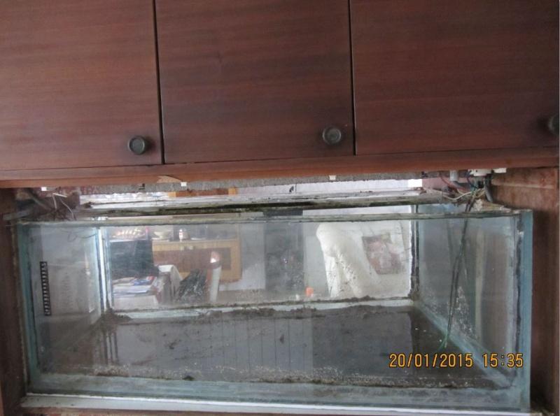 Donne  Bac de séparation salle/ couloir 240l Captur17