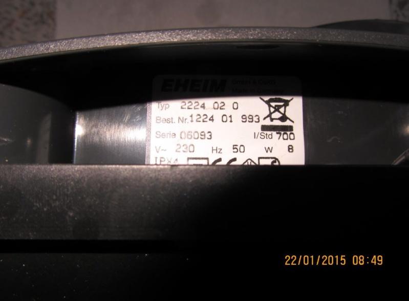 Vends Pompe eheim 2224 700l/h  Captur19