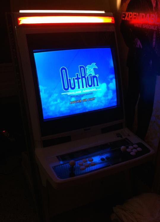 [RT] K's new quest for Sega's stuff ! 01410