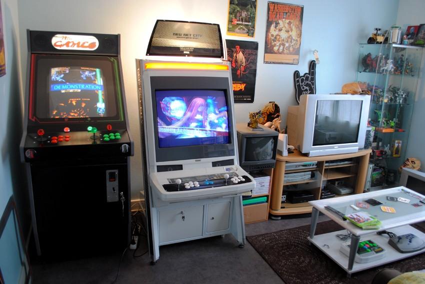 [RT] K's new quest for Sega's stuff ! 02110