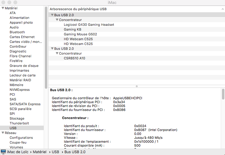 USB 3.0 port NEC Renesas 10.9 a 10.15 Usb210
