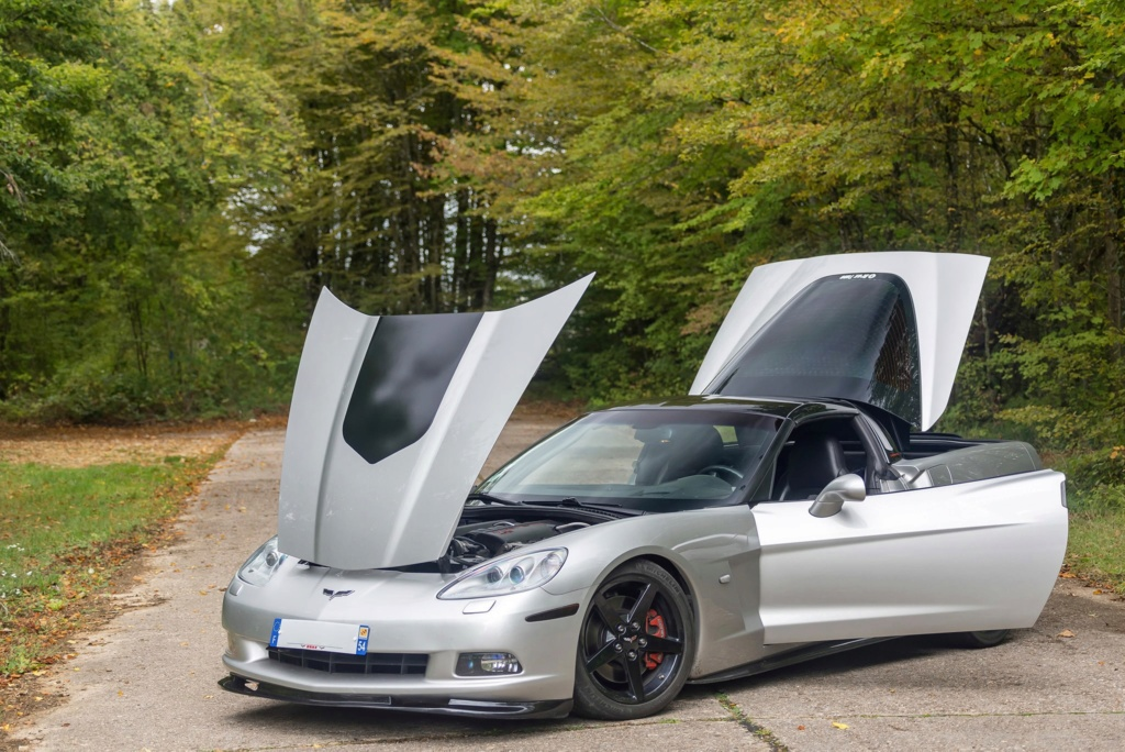 Corvette C6 silver black + passage banc + prépa AAC - Page 8 72272810