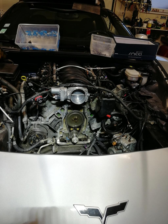 Corvette C6 silver black + passage banc + prépa AAC - Page 5 Img_2022