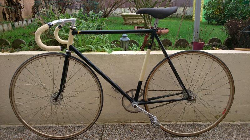 vélo de piste guédon reynolds 501 210