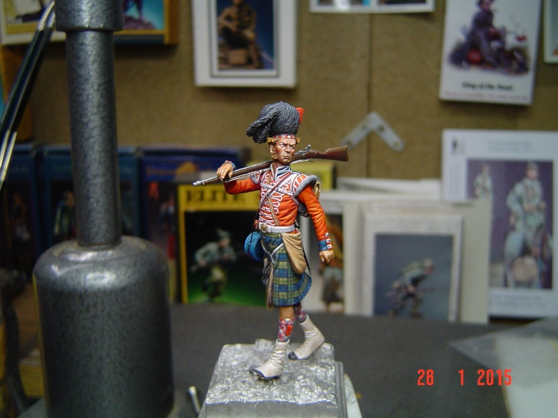 Private 42nd. Highlanders, (Black Watch) Privat10