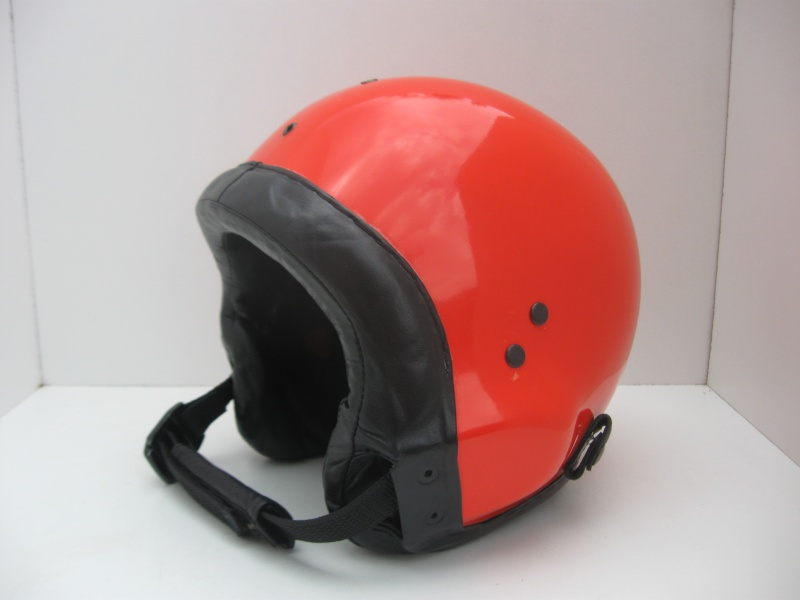 *Casque Gueneau Type 202 pour l'entraînement au saut des parachutistes 213_211