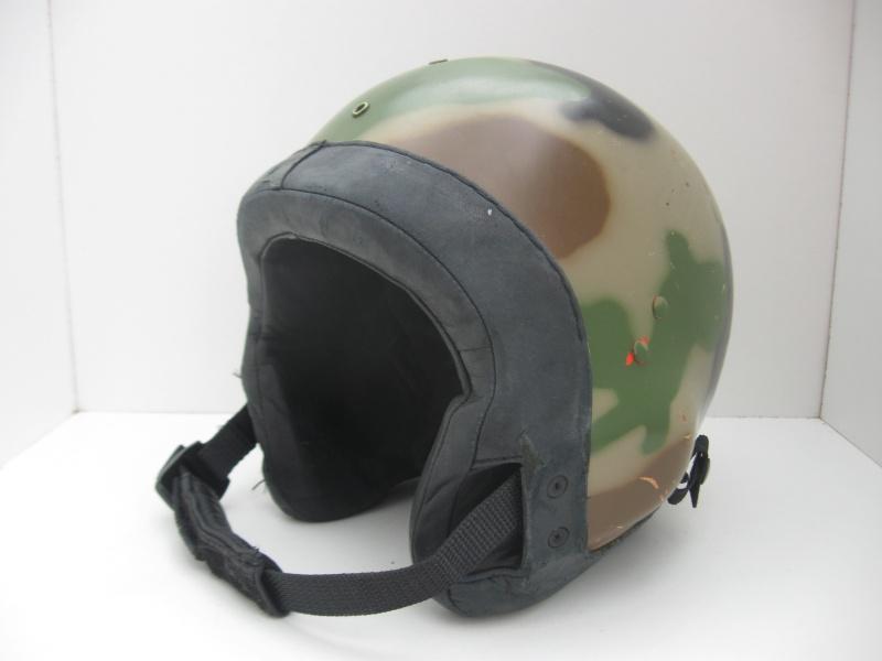 *Casque Gueneau Type 202 pour l'entraînement au saut des parachutistes 217_311