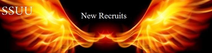 SSUU - New Recruits