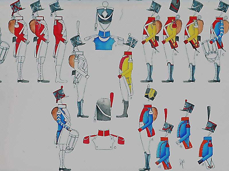 les planches du colonel lepic - Page 2 Neucha12