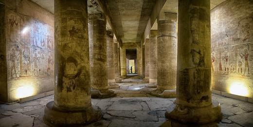 Omm Seti - Historia de una Reencarnación  -  Sahú Ari Merek Abydos10