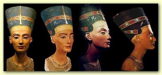 EL COLOR AZUL EGIPCIO Y SÊSHEN , EL LOTO SANADOR - Sahú Ari Merek Nefert10