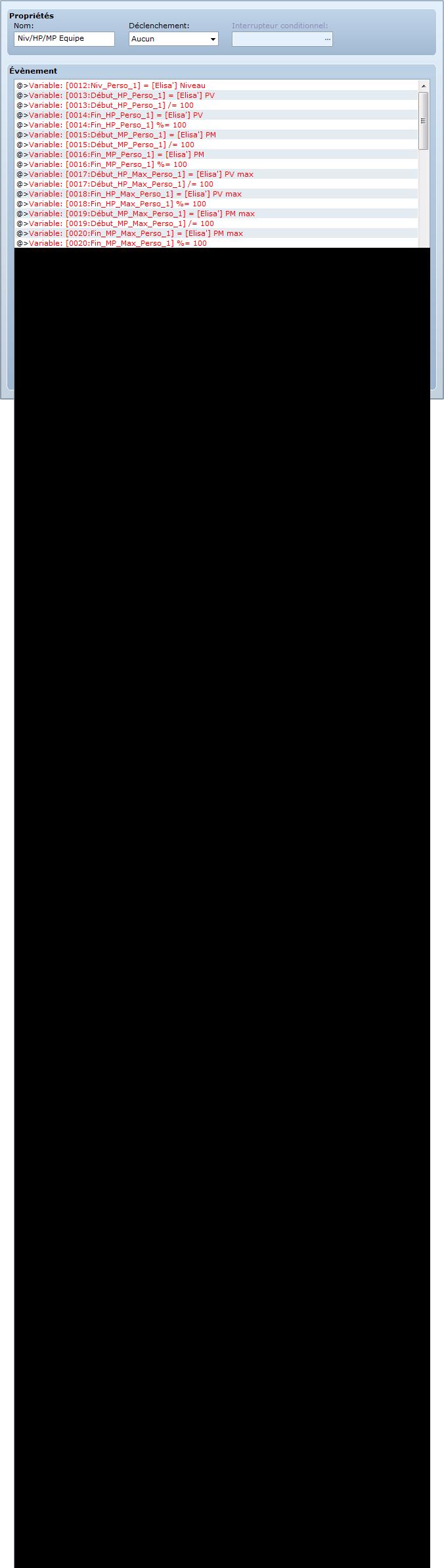 Chapitre 1 - Le menu principal 04_niv10