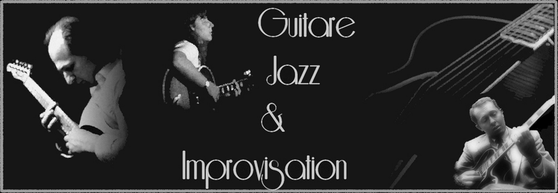 Guitare Jazz Improvisation