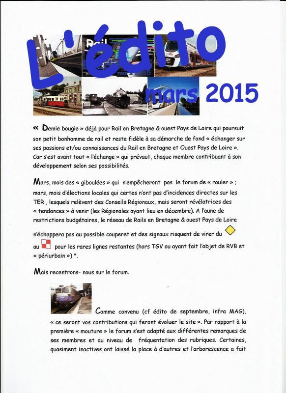 L'EDITO #7  MARS 2015 Edito_20
