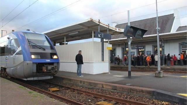 Lannion-Plouaret. Les trains TER circulent à nouveau ce vendredi  Les-tr10
