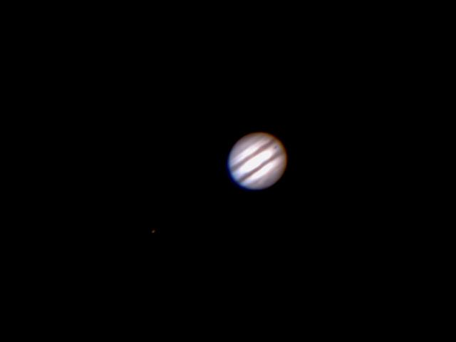 Ma 1ere en CCD / Jupiter / lune Jupite10