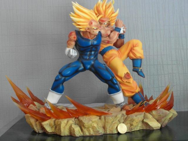 VKH : SSJ2 Goku VS Majin Vegeta Sam_0313