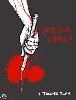 #JeSuisCharlie Jesuis10