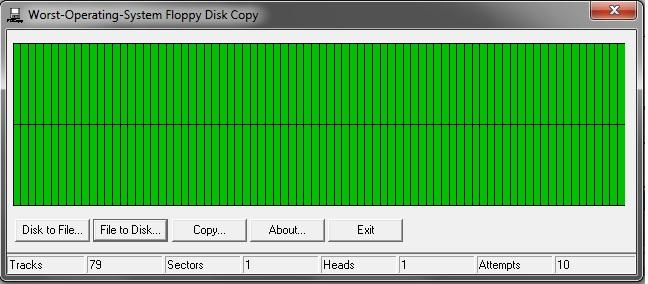[Tuto] copier rom Atari st depuis un pc sur disquette 1410