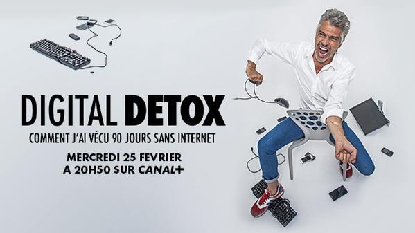 Digital Detox - Canal+ B98-vh10