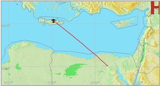 Depart pour Djibouti étape 3 Vol_dj10
