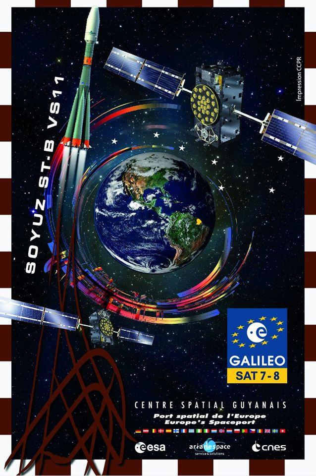 Lancement Soyouz VS11 - Galilleo - 27 mars 2015 - CSG Vs11_010