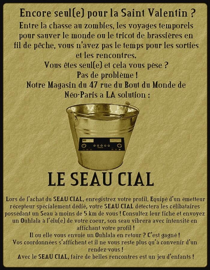 La Gazette de Néo-Versailles : Anniversaire de Slim (N°10 - Mars 2015) Seau-c11