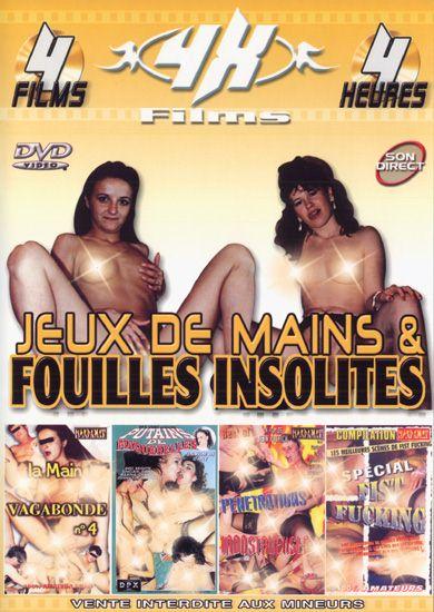RECHERCHE VHS X NANOU VIDEO - B.... DURES POUR FEMMES MURES  Im699911