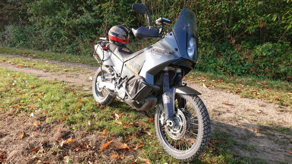 Présentation Baujtom KTM 990 ADVENTURE Dsc_0117