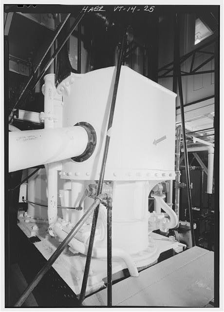 machinerie pour bateau à roues à aubes 05012010