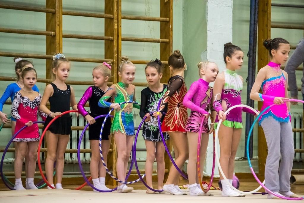 Клубные соревнования малышей  16178710