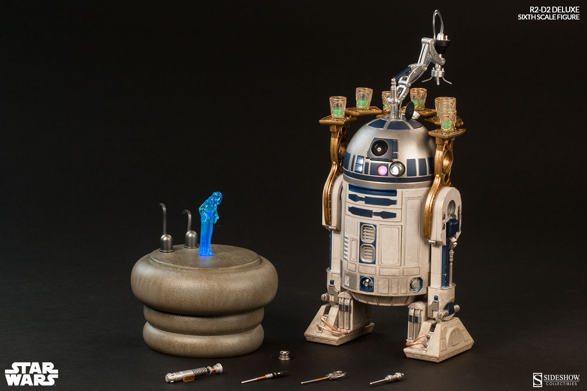 [REVIEW] Star Wars : R2-D2 Deluxe (Sideshow) 2172-r10